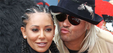 Mel B ordered to pay $40k a month in spousal support to abusive ex