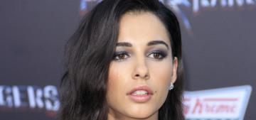 Some are upset that British-Indian Naomi Scott was cast as Jasmine in 'Aladdin'