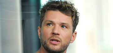 Ryan Phillippe, who does his own stunts, broke his leg during a 'family outing'