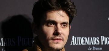 John Mayer: 'I was sort of horizontal before anyone else went horizontal'