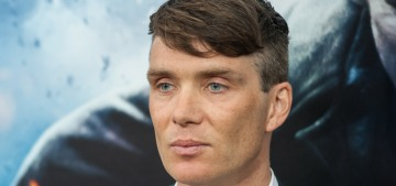 Cillian Murphy used to want to be 'an actor first and Irish second'