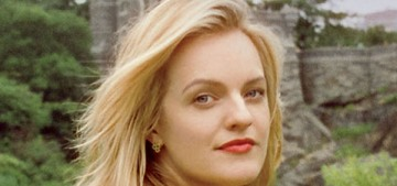 Elisabeth Moss: 'I don't really give a sh-t' about people who aren't feminist allies