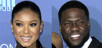 Kevin Hart laughs off 'cheating' video, which shows zero cheating (update)