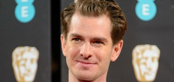 Andrew Garfield clarifies his 'I'm gay without the physical act' comment
