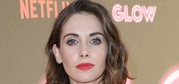 Alison Brie: women are 'hyper aware of their bodies in an unhealthy way'