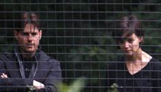 """Tom Cruise and Katie Holmes sleep in separate bedrooms"" Links"