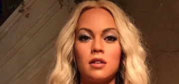 Waxyonce: Beyonce's Madame Tussauds wax figure looks pretty white