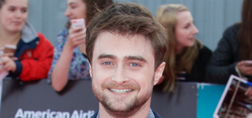Daniel Radcliffe came to the aid of an injured mugging victim