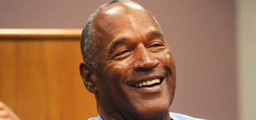 The Juice is loose: OJ Simpson will be paroled from prison in a few months
