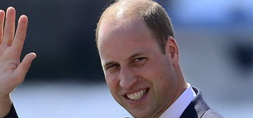 Prince William felt like his late mother 'was there for me' at his 2011 wedding