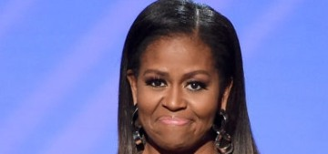 Michelle Obama: 'The people in this country are universally good and kind'