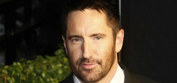Trent Reznor: 'The president of the United States is a complete f–king moron'