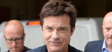 Jason Bateman: I had 'a period where I enjoyed partying instead of working'