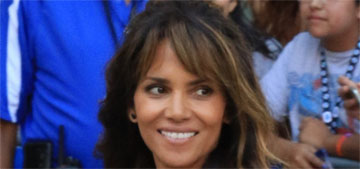 Halle Berry: 'Everyone is responsible for making a difference'