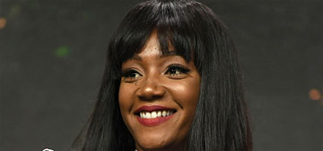 Tiffany Haddish clarifies Cosby joke: 'I don't agree… but I'm not afraid of the Big Bad Wolf'