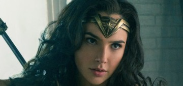 'Wonder Woman' will be rolled out for a major Oscar campaign this fall