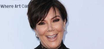 Khloe Kardashian posted a strange vacation selfie from her mom, Kris Jenner