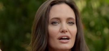 Angelina Jolie releases statement about the Cambodian audition 'game'