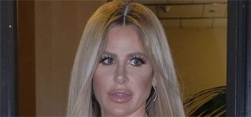 Kim Zolciak got dog mom-shamed, is outraged that animal control was called