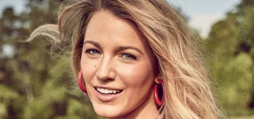 Blake Lively: The election 'made me more aware, more conscious, more sensitive'