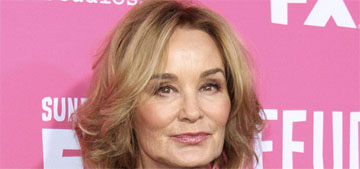 Jessica Lange on ageism in Hollywood: 'It's not a level playing field'
