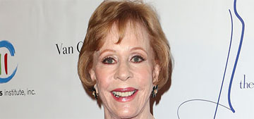Carol Burnett is heading to Netflix with a 12 episode unscripted series