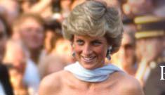 Princess Diana's Dress Too Expensive