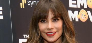 Sofia Vergara: Joe appreciates that I don't 'prance around' in sweats & no makeup