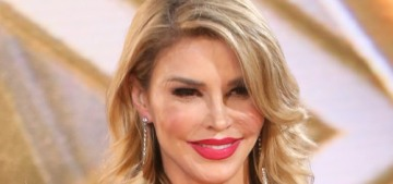 Brandi Glanville is already talking trash about LeAnn on 'Celebrity Big Brother'