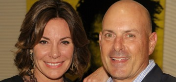 Luann de Lesseps & Tom D'Agostino are divorcing after eight months of marriage