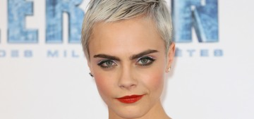 DM: Cara Delevingne has allegedly been approached to play a Bond Girl