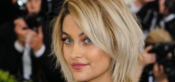 Paris Jackson thinks she 'sets an example' for diverse & inclusive beauty