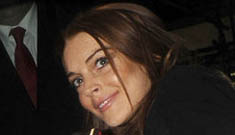 Lindsay Lohan: 'I feel so, like, caged'