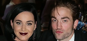 Robert Pattinson & FKA Twigs are 'fizzling out', he might be with Katy Perry now