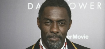 Was 'The Dark Tower' poorly reviewed because of Idris Elba or in spite of him?