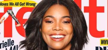 Gabrielle Union: It's impossible to have it all, 'there are literally not enough hours'