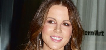 Kate Beckinsale is already done with that 21-year-old douche-bro she was dating