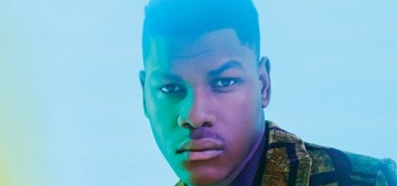 John Boyega is waiting to watch Game of Thrones so he can 'binge' when it's over