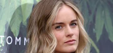Cressida Bonas: It's 'incredibly frustrating' to be known as Prince Harry's ex