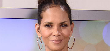 Halle Berry is taking a break from dating, is learning 'that I can be alone'
