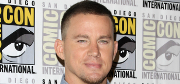 Channing Tatum: My daughter is my harshest critic. I'm like 'please love me'