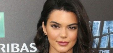 What's the deal with Kendall Jenner's Adidas commercial?  Why??