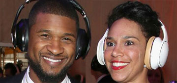 TMZ: Usher was about to be engaged, had no reason to hook up with Quantasia