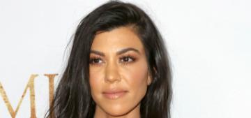 People: Kourtney Kardashian enjoying her fling with 23 yo male model