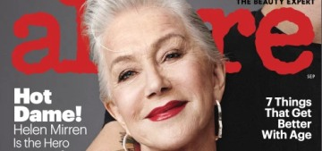 Helen Mirren will get 'absolutely insulted, really cross' if you offer her your seat