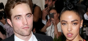 People: Robert Pattinson & FKA Twigs 'are definitely still together'… okay?