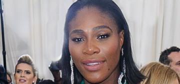 Serena Williams swiped at John McEnroe & Maria Sharapova in a Vogue piece