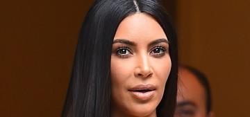 Kim Kardashian apologizes for telling folks to get over Jeffree Star's racism