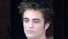 Robert Pattinson is beating everyone on Vanity Fair's 'most beautiful man' poll