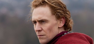 Tom Hiddleston's 'Richard II' film adaptation is struggling to find financing